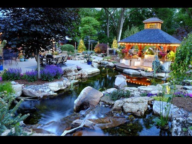 Aquascape Project Showcase - Urban Pond
