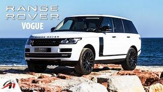 Range Rover VOGUE Test Drive/Тест Драйв * 2016*
