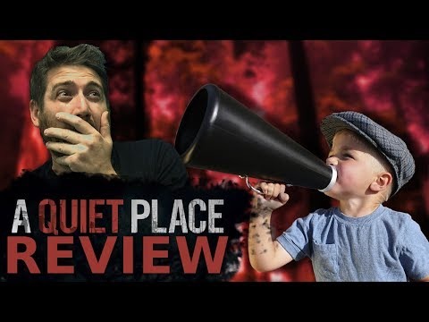A QUIET PLACE OVERRATED? - Movie Podcast