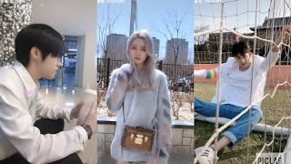 Handsome Boy And Beautiful Girl Video In Tik Tok China