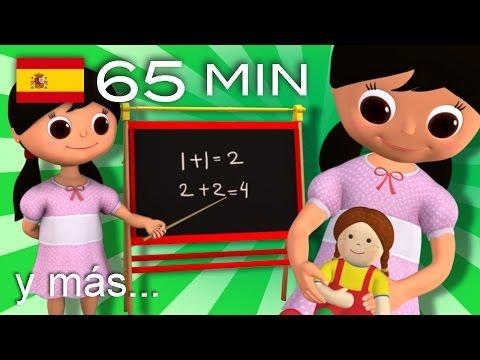 Polly tiene una muñequita | Y muchas más canciones infantiles | ¡LittleBabyBum!