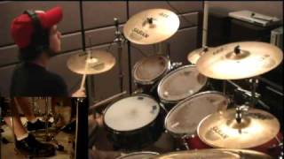 Arch Enemy - Machtkampf (Drum cover)