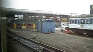 preview picture of video 'Aylesbury Vale Parkway to Aylesbury'