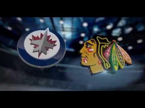 CHICAGO BLACKHAWKS vs WINNIPEG JETS (Dec 27)