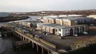 preview picture of video 'Quay West Business Village, Sunderland'