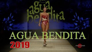 AGUA BENDITA Resort 2019 Collection Fashion Runway Show @ Miami Swim PARAISO    EXCLUSIVE (2018)