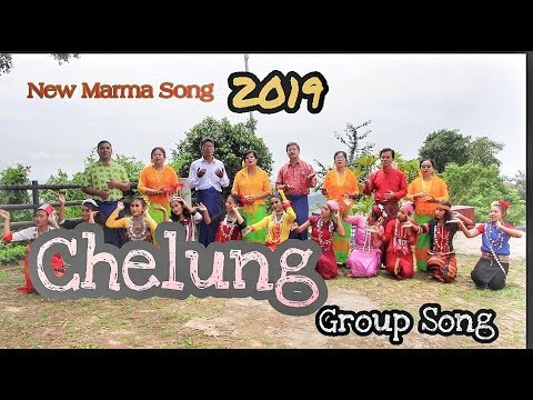 Marma Song -- Chelung