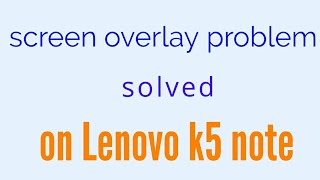how to root lenovo k5 note android 6-0 - मुफ्त