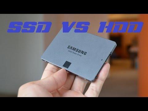 Ventajas y diferencias entre disco duro SSD vs HDD