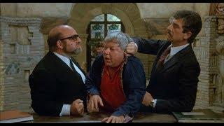 Zakázané sny - CZ dabing, celý film, Paolo Villaggio, Fantozzi (1982)
