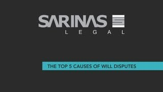 The Top 5 Causes of Will Disputes