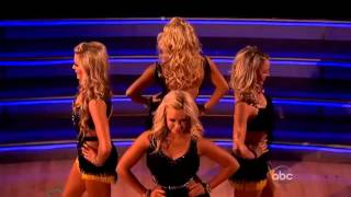 By Sophia Lucia  PERFORMANCE on Dancing With The Stars