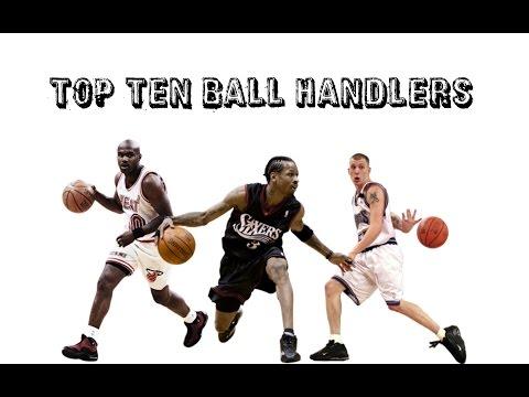 Top 10 Ball Handlers In NBA History
