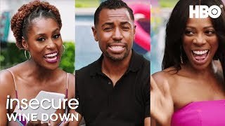 Wine Down' Ep. 1 w/ Issa, Prentice Penny & Yvone Orji | Insecure | Season 3 - Video Youtube