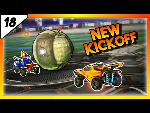 Testing out the new fast kickoff | 1's Until I Lose Ep. 18 | Rocket League