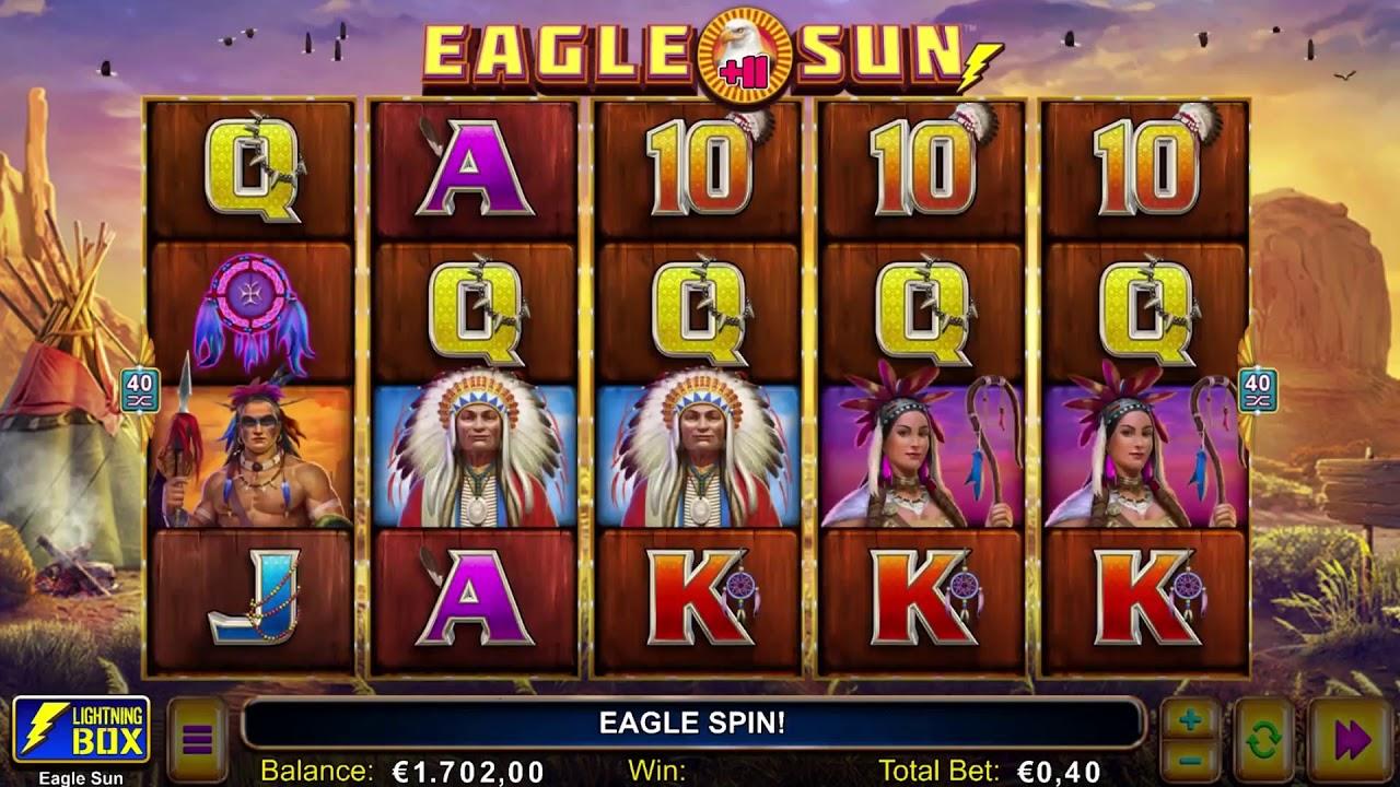EagleSun GamePlay