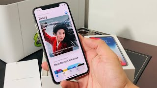 CHEAP iPhone X Unboxing Review Mercari