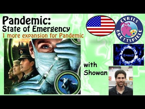 E=mc2 presents - Pandemic State of Emergency - game review (A004)