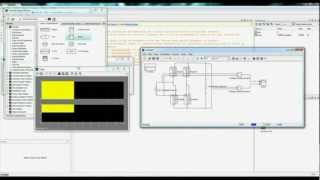 Simulink Power Electronics tutorial in less than 3 minutes !!! - matlab -
