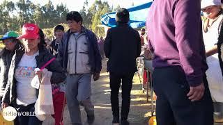 """""""Fest""""-Essen in Cusco"""
