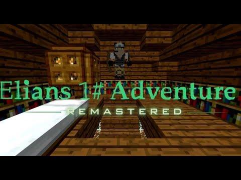Elians 1# Adventure Map Singleplayer (GERMAN) | 1.12 Minecraft Project