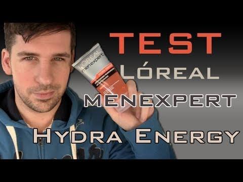TEST / Hydra Energy Waschgel von Loreal Men Expert