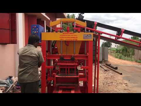 Quality Concrete Block Machine
