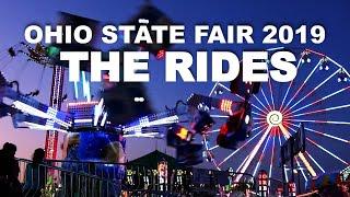 Ohio State Fair 2019: THE RIDES