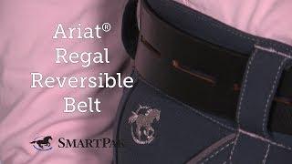 Ariat® Regal Reversible Belt Review