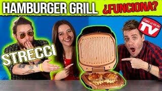 ¿Funciona la hambuerger grill? le hicimos las pruebas de su anuncio FT Alex Strecci