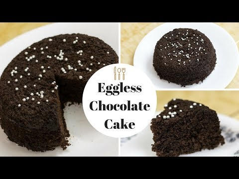 5 min Chocolate Cake in Microwave Oven | Eggless Chocolate Sponge Cake Recipe in 5 minutes