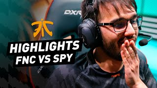 « Worlds, Here We Come ! », highlights de la finale Fnatic vs Splyce