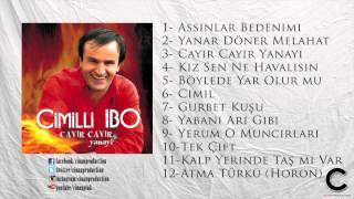 Cimilli İbo - Atma Türkü (Horon) - (Official Lyrics) ✔️