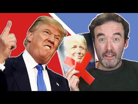 Irish People Play Trump Or False