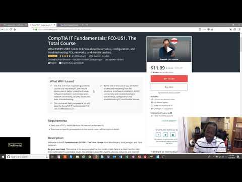 2 Great Resources to Pass the CompTIA IT Fundamentals Exam ...