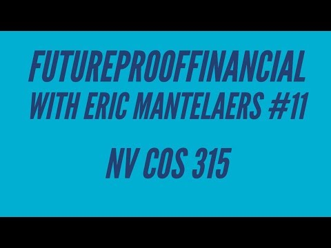 FutureProofFinancial with Eric Mantelaers #11
