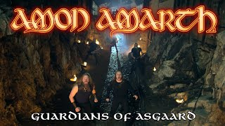 "Amon Amarth ""Guardians Of Asgaard"" (OFFICIAL VIDEO)"