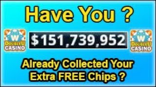 Doubleu Casino Free Promo Codes // New 2019 !