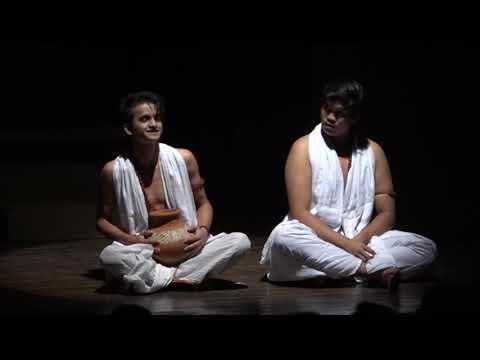 my first play (krishnaarjun yhood )