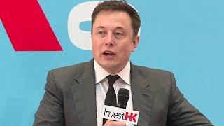 Elon Musk on Millennials and How To Start A Business