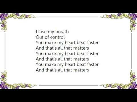 Kim Carnes - You Make My Heart Beat Faster Extended Version Lyrics