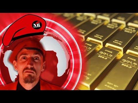 NR den 23.11.2018 - Česká ložiska zlata a Nedůvěra vlády