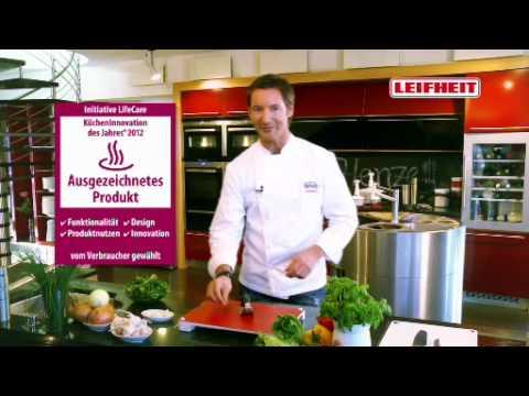 Leifheit Knobi King präsentiert von Christian Henze