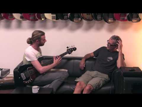 MarloweDK interview med bassist Mikkel Riber