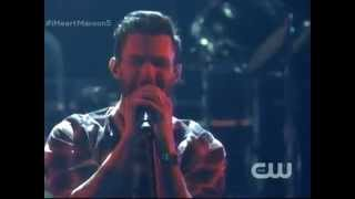 Maroon 5 performing It Was Always You (Live at the iHeartRadio Album Release Party)