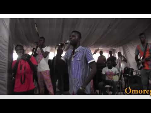 Omoregie eguasa latest album launching and stage performance 2019
