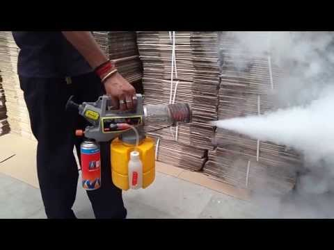 Fogging Machine Gas Can