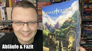 Monasterium (dlp games) - ab 12 Jahren - Kennerspiel mit vielen Optionen