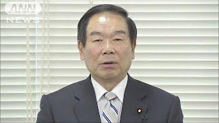 「額賀会長」来月中旬まで?派閥パーティーが花道18/02/08