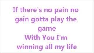 Live For You - 1 Girl Nation Lyrics
